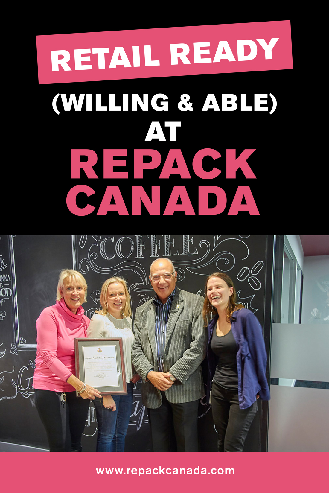 retail+ready+willing+and+able+at+RepackCanada